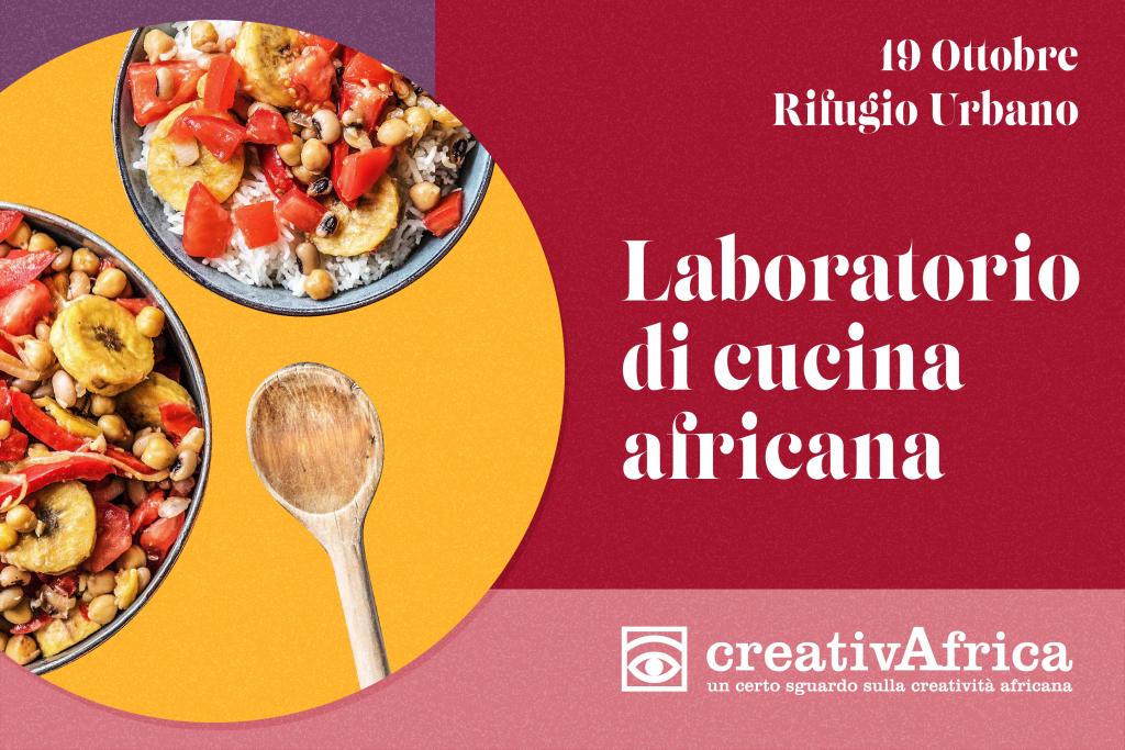 Le ricette del dialogo: workshop di cucina africana