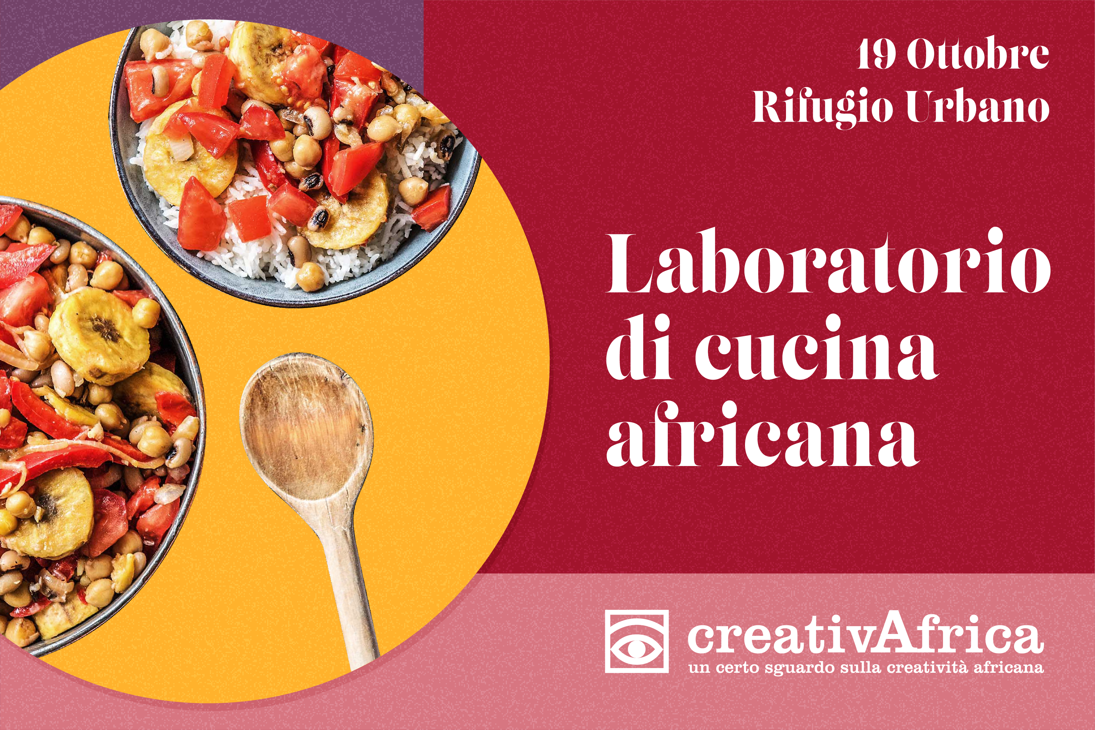 Workshop di cucina africana cover image