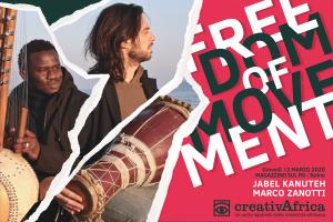 Concerto Freedom of Movement presso Magazzino sul Po