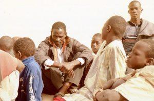 Intervista a Ousso, responsabile del sostegno a distanza a Malika