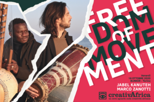 Concerto Freedom of Movement presso Bunker