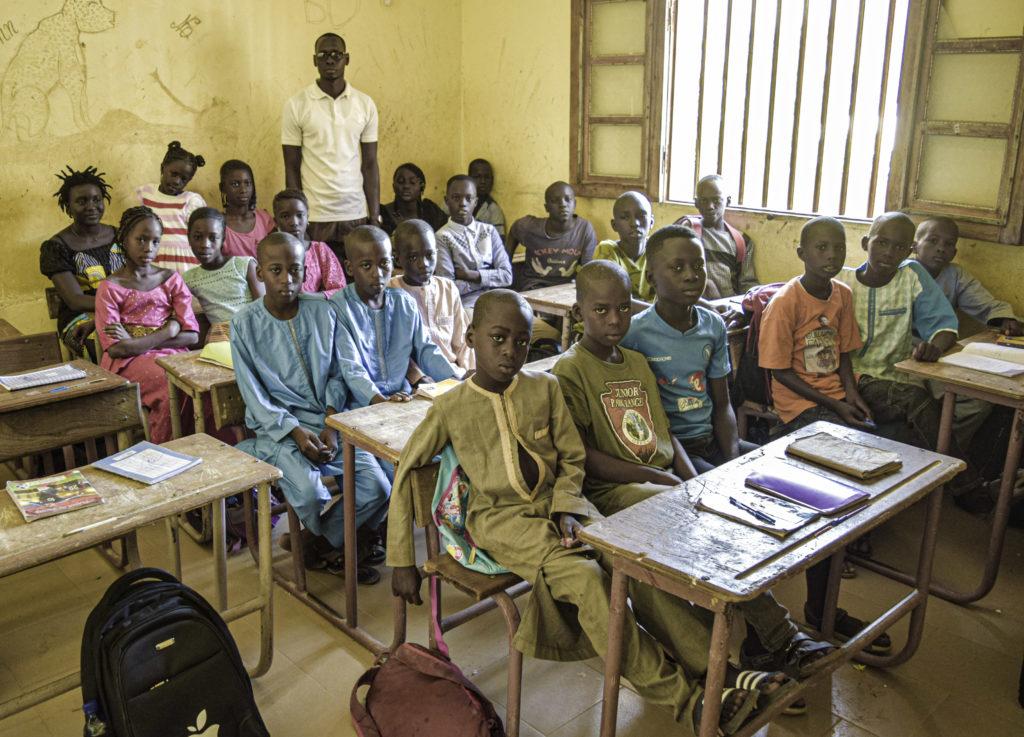 Education et Egalité a Malika