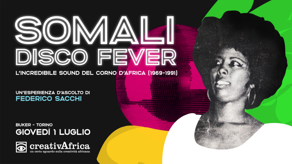 SOMALI DISCO FEVER // DJ'MBO from GAMBIA // afrotapas