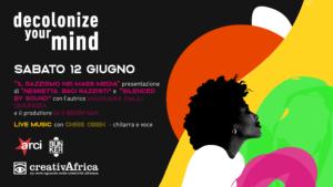 """Concerto di Chris Obehi // presentazione di """"Il razzismo nei mass media"""""""