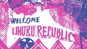 Uhuru Republic live // afrotapas