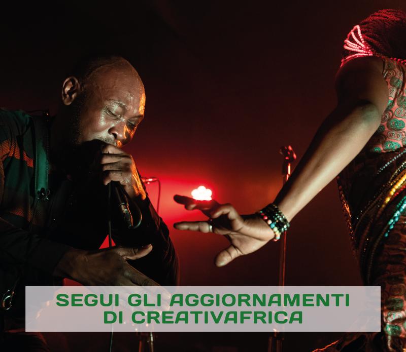 segui gli aggiornamenti creativafrica con renken